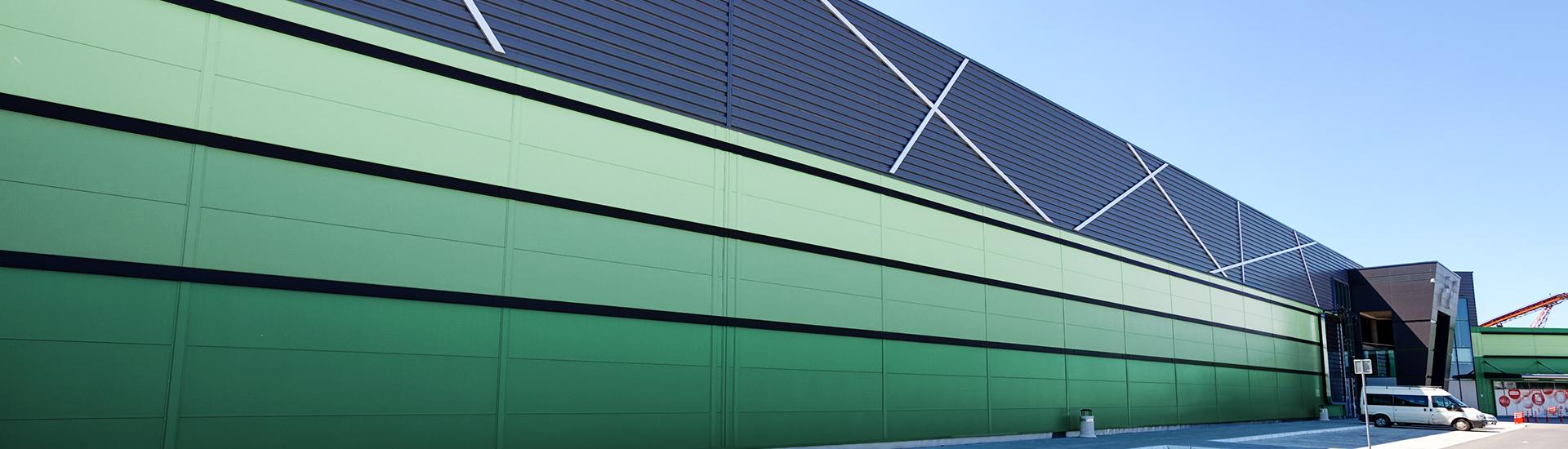 Dachdecker und Fassadenbauer aus Essen