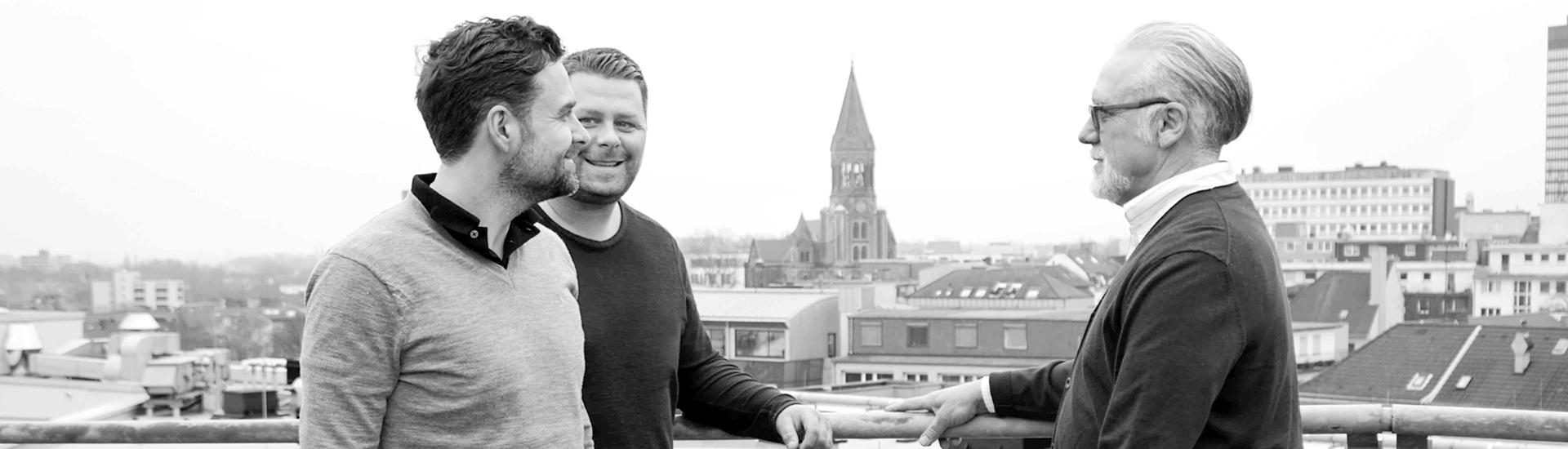 Ansprechpartner für Dacheindeckung und Fassadenbau aus Essen
